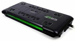 Plugable 12 AC Outlet Surge Protector - 6 foot power cord