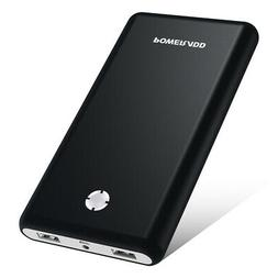 Ultra Slim 5000mAh External Battery Power Bank Fast Portable