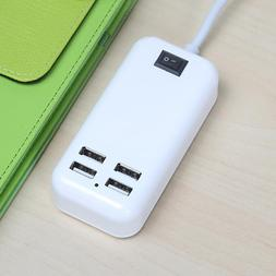 LumiParty 4-Outlet/ 6-Outlet <font><b>Power</b></font> <font