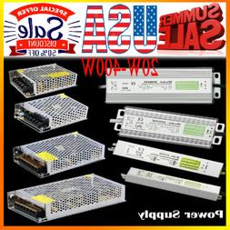 AC110-220V TO DC 12V LED Strips Switch Outdoor Power Supply