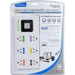 Advance Surge Protector MDP600 for Computers and Home Theate