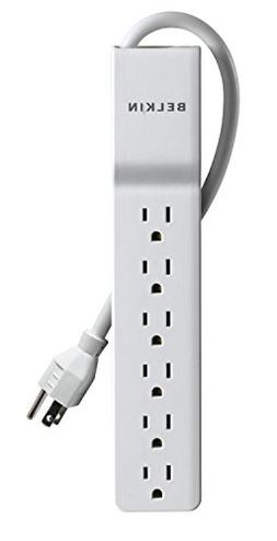 Belkin BE106000 6-Outlet Commercial Power Strip Surge Protec