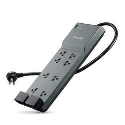 Belkin BE112230-08 12-Outlet Power Strip Surge Protector