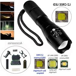 BeautyVan Led 5-8 files Flashlight ,One of the Smallest and