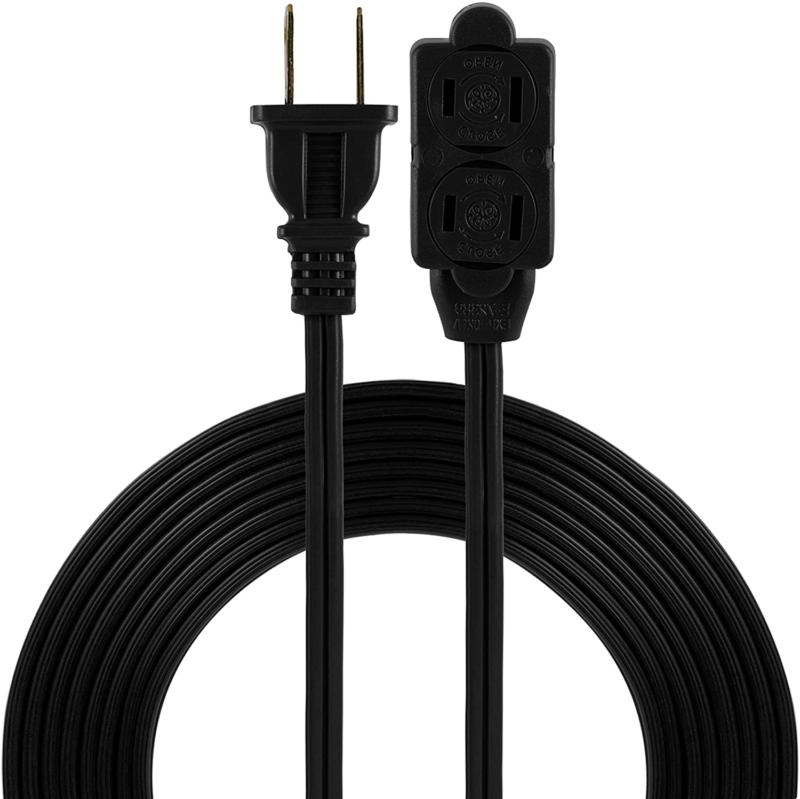 12 black 45152 6 ft extension cord
