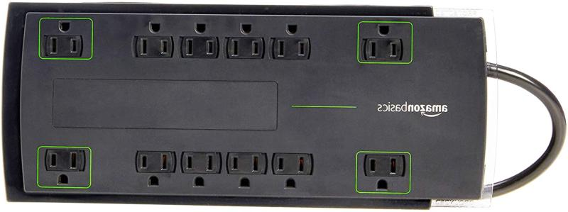 12 outlet power strip surge protector 4