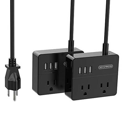 2 pack power strip for cruise ship