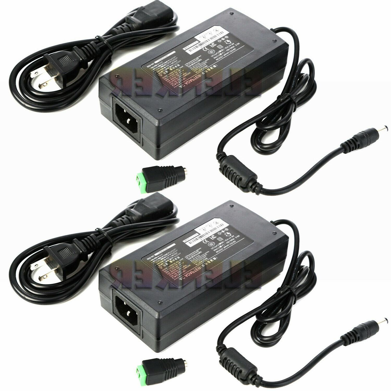 2x DC12V 10A 120W Switching Supply Transformer for Light