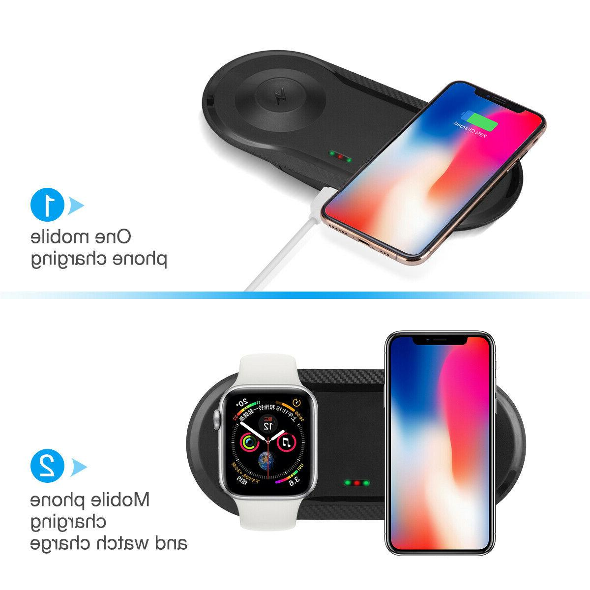 Dual Fast Charger Charging For Watch x 8