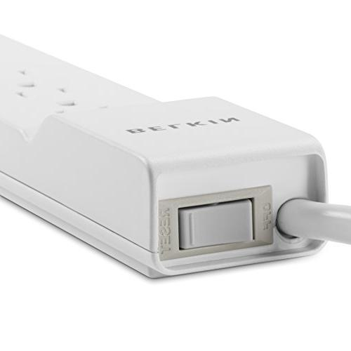 Brand Belkin Home/Office Surge Protector With Rotating
