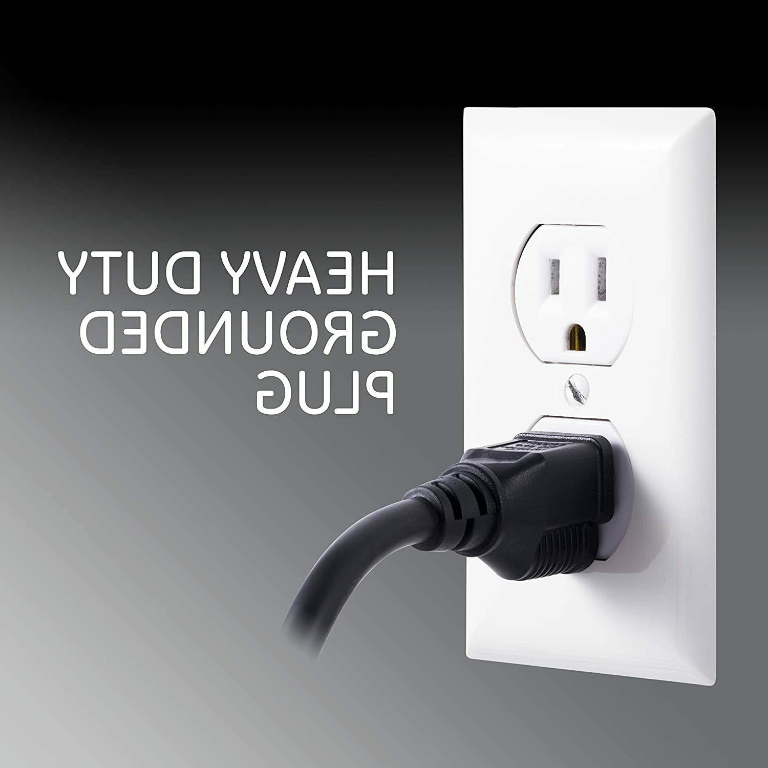 GE 6 Outlet Power Strip, Circuit.