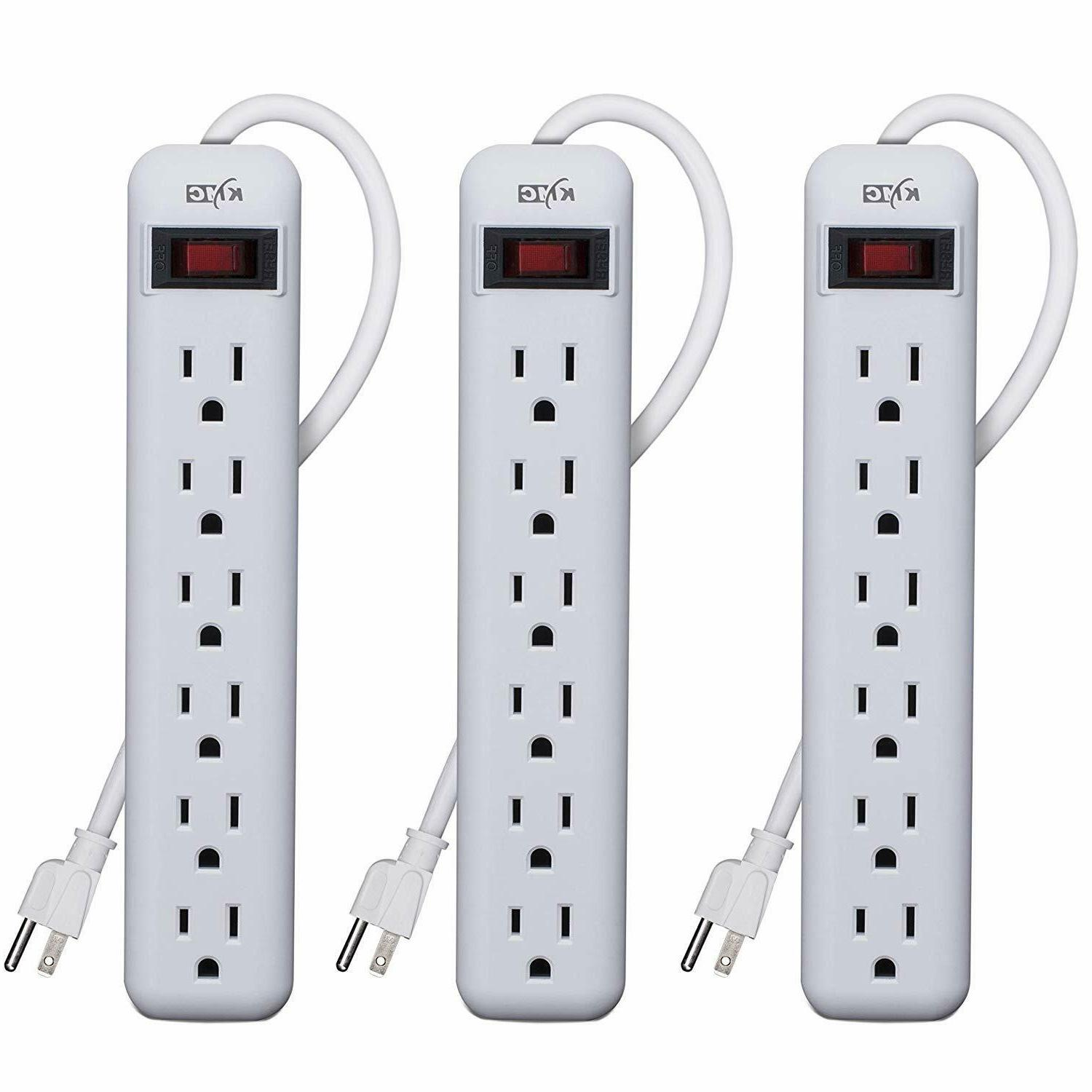 6 outlet power strip overload protection 3