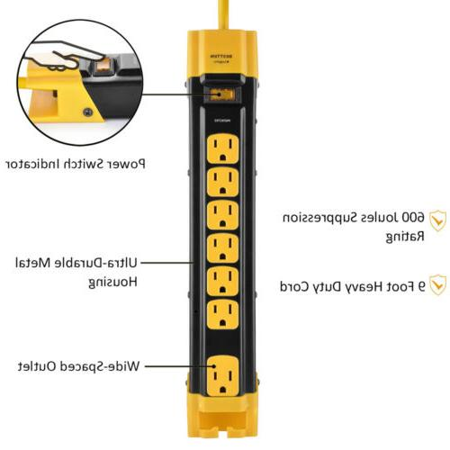 7 Heavy Metal Strip Protector with