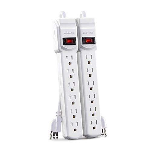 CyberPower Power 6-Outlets Cord