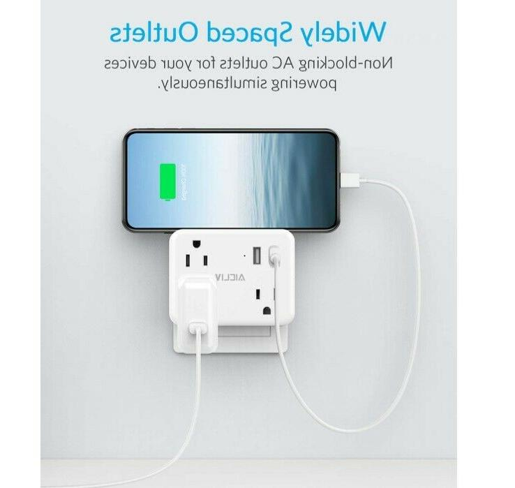Cruise Outlet with 2 USB Wall