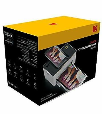 "Kodak Dock Wi-Fi Portable 4x6"" Photo Printer, ..."