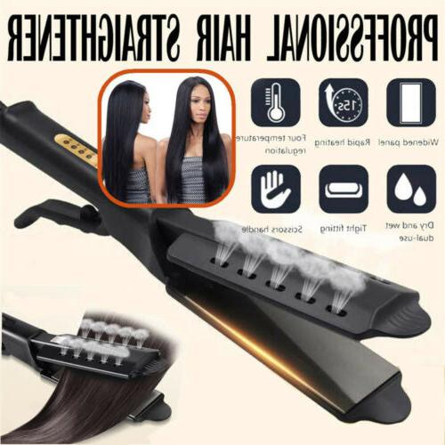 four gear ceramic tourmaline ionic flat iron