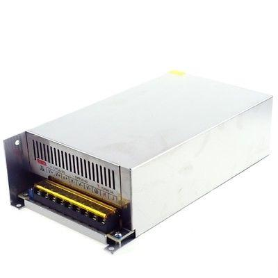 Generic 600W DC 12V 50A DC Switching Power Supply For CCTV C