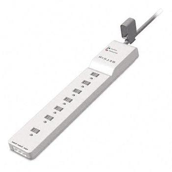 Office Series 7out Strip $100k Cew 12ft Cord 2320j Rt Angle