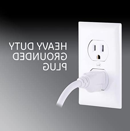 Outlet Power Strip, 6, 8 Extension