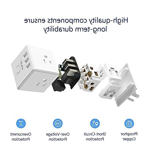 JSVER USB Control and Office - White