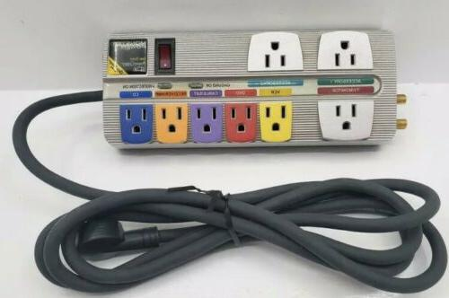 power ht700 home theatre powercenter surge protector