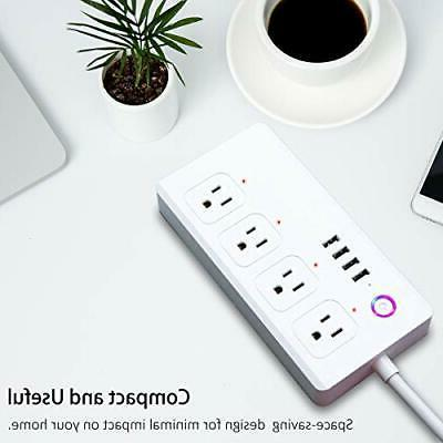 Smart Power WiFi 4 and 4