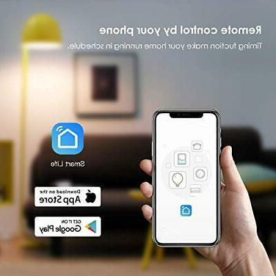 Smart WiFi with 4 Charging Ports and 4