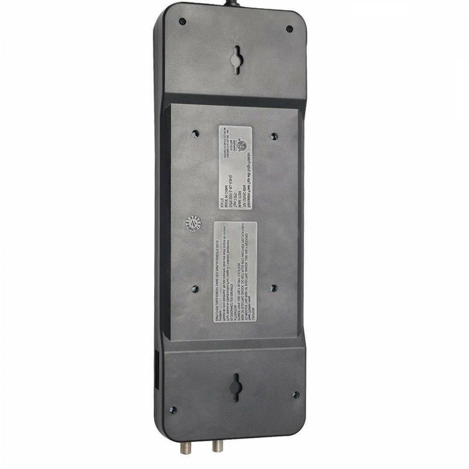 Surge Power Telephone Port with Foot