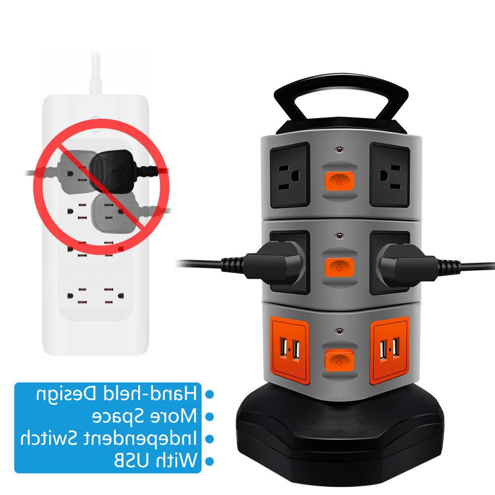 Surge with 10 USB Cord