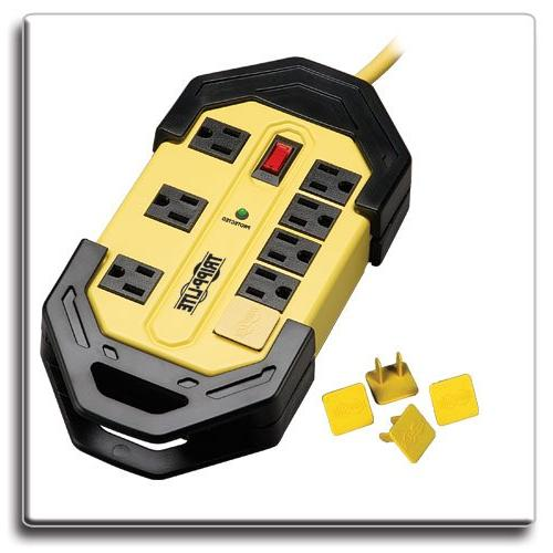TLM812SA Safety 8 Outlet, Cord, Joules