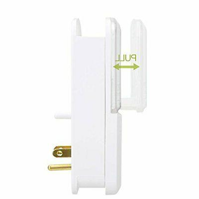 UL Outlet Strip Charger Power Surge