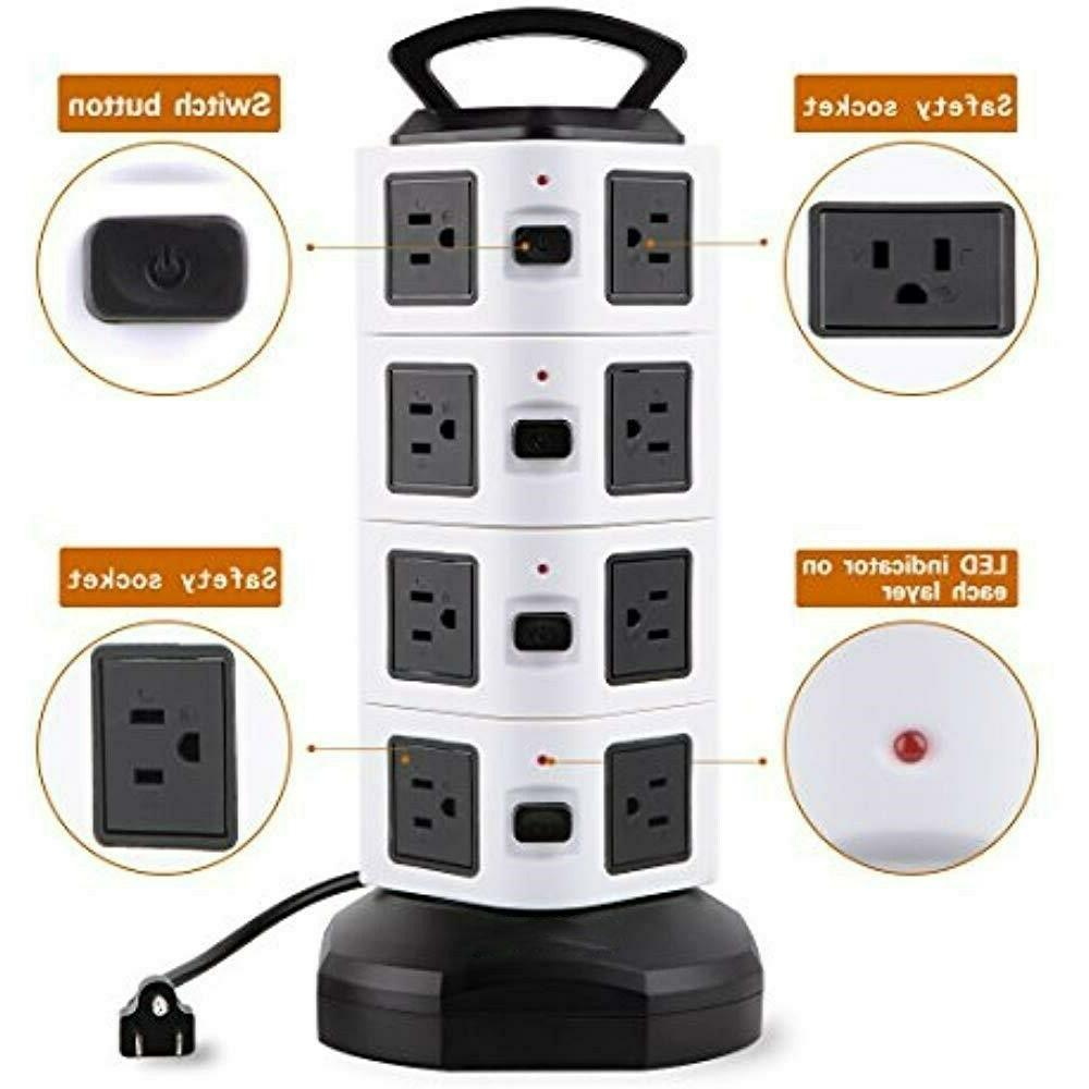 14 Surge with USB 6ft Cord