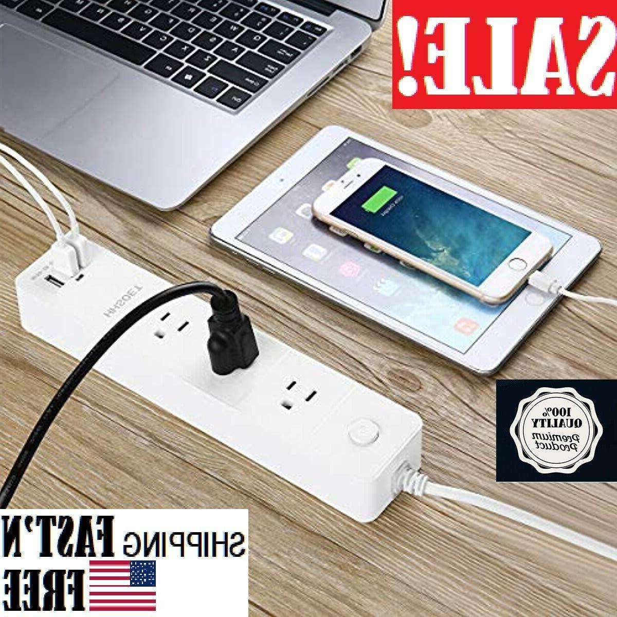 wifi smart power strip surge protector