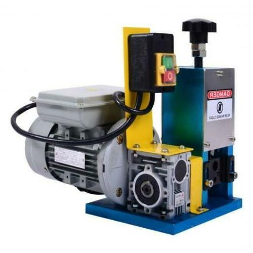 Wire Stripping Machine Portable Powered Electric Equipment I