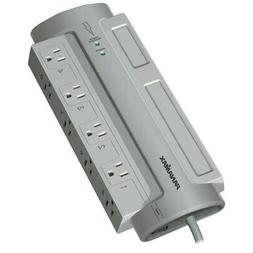 Panamax PM8-EX 8-Outlet PowerMax PM8-EX Surge Protector (wit