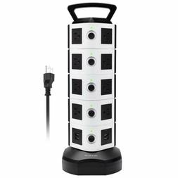 power strip 18 outlet 4 usb slot
