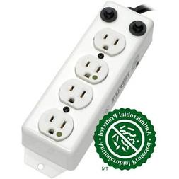 Tripp Lite Power Strip Hospital Medical 4 Outlet UL1363A 3 -