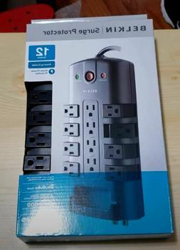 power strip surge protector with 8ft cord