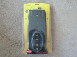 RadioShack 11-Outlet Power Strip Surge Protector—Cable, Sa