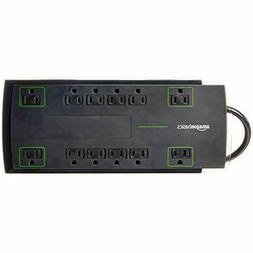 AmazonBasics S9NC01RB00A10 12-Outlet Power Strip Surge Prote