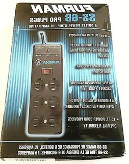 Furman SS-6B-PRO 6-Outlet Surge Protector
