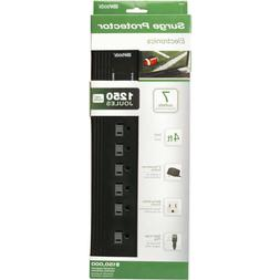 Woods Surge Protector/power Strip 1250 Joules FREE SHIPPING