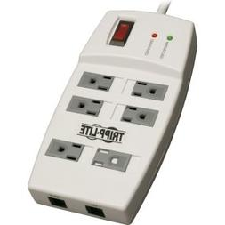 Tripp Lite TLP66NET Protect It! - Surge suppressor - AC 120