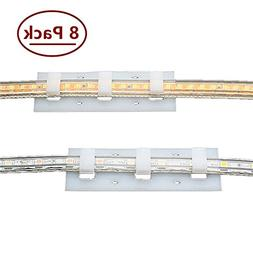 Upgraded Cable Clips,Outdoor Light Clips,LED Strip Light Mou