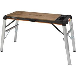 Wondrous X Tra Hand 2 In 1 Portable Workbench Platform 500 Lb Capacity Pdpeps Interior Chair Design Pdpepsorg